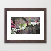 Mind Warp  Framed Art Print