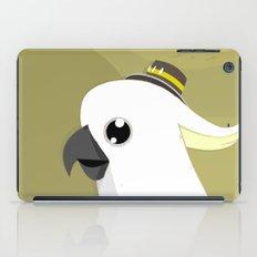 Cockatoo iPad Case
