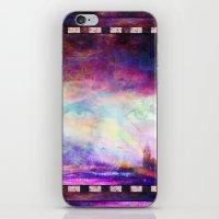 INSPIRING PARIS    Sacre… iPhone & iPod Skin