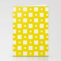 Nassau Yellow Stationery Cards
