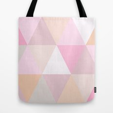 CANDY TRIANGLE Tote Bag