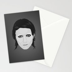 Lisbeth and Mikael / The Girl with the Dragon Tattoo Stationery Cards