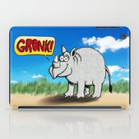GRONK! iPad Case