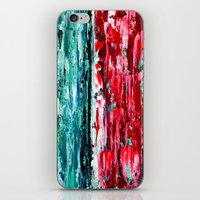 Color Combo #2 iPhone & iPod Skin