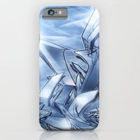 iPhone & iPod Case featuring Mystique Blue by squadcore