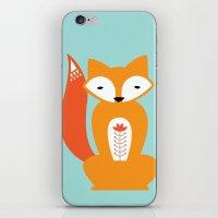Ferdinand the Fox iPhone & iPod Skin