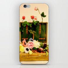 Travel happiness iPhone & iPod Skin