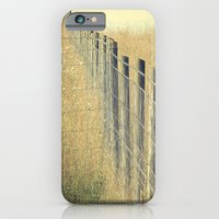 iPhone & iPod Case featuring Pastures by V. Sanderson / Chickens in the Trees