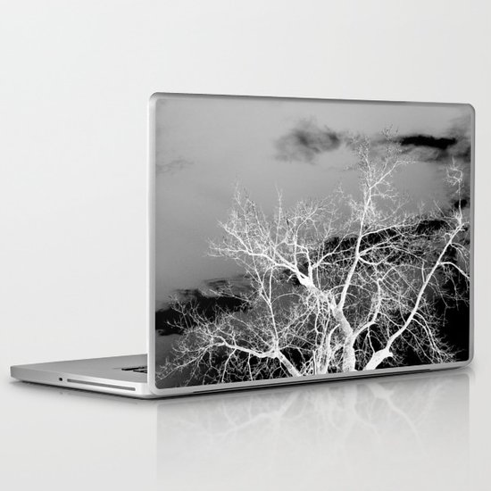 Go Ahead and See Laptop & iPad Skin