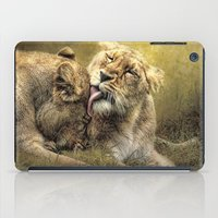 Sisterly Affection iPad Case