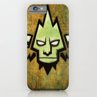 iPhone & iPod Case featuring dnb flyer by MaComiX