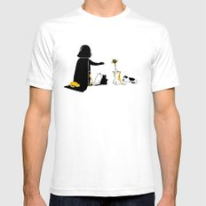 I can haz force Mens Fitted Tee SMALL White