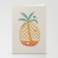Sweet Summer Dream Stationery Cards