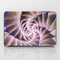 Round and Round. iPad Case