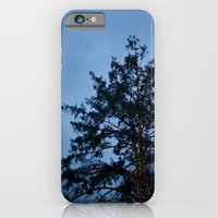 iPhone & iPod Case featuring Evergreen at Twilight by Kaelyn Ryan Photography