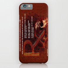 Depression or the Pain - 111 Slim Case iPhone 6s