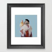 Polaroid N°43 Framed Art Print