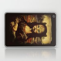 The Secret Revealed (Meowna Lisa) Laptop & iPad Skin