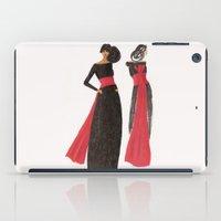 Gala Girl iPad Case
