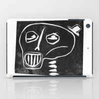 Skeleton iPad Case