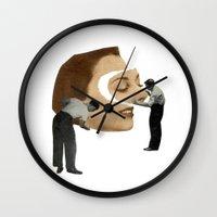Organization Wall Clock