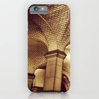 Downtown Subway Station, NYC iPhone 6 Slim Case