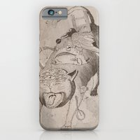 iPhone & iPod Case featuring Bad Omens by Clinton Jacobs