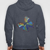 Mosaic Butterfly Hoody