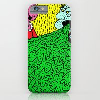 TOO MUCH SPINACH. iPhone 6 Slim Case