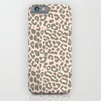 missy leopard iPhone 6 Slim Case