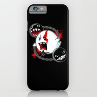 iPhone & iPod Case featuring Ghost of Sparta by adho1982