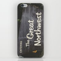The Northwest  iPhone & iPod Skin