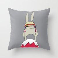 Tinku Throw Pillow