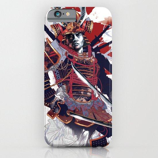 Samurai iPhone & iPod Case
