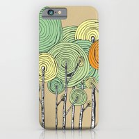 iPhone & iPod Case featuring Fall by Chris Gregori