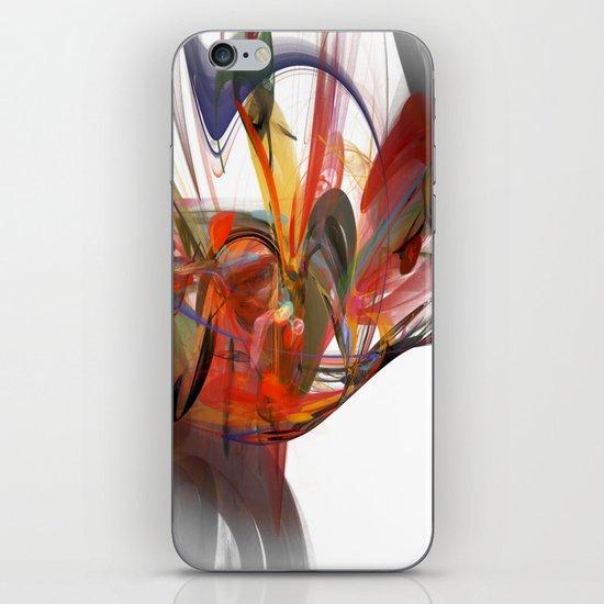 Beautiful Chaos iPhone & iPod Skin