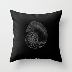sea'sHell Throw Pillow