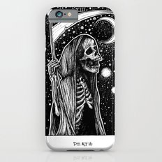 Death Tarot iPhone 6 Slim Case
