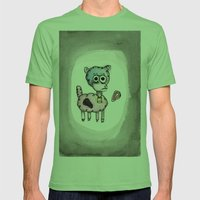 Lisa, I Thought You Loved Me Mens Fitted Tee Grass SMALL
