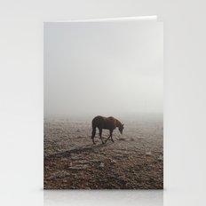 Fogged Horse Stationery Cards