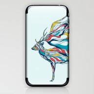 Hold Me Down iPhone & iPod Skin