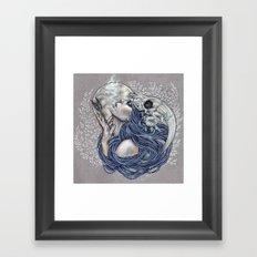 Final Breath Framed Art Print