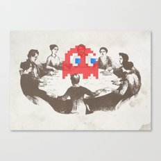 Medium Difficulty Canvas Print