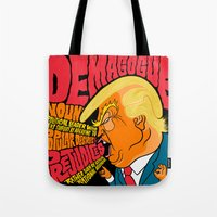 Demagogue Tote Bag