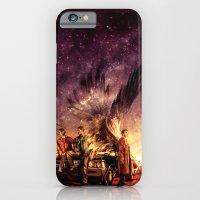 Carry On My Wayward Son iPhone 6 Slim Case