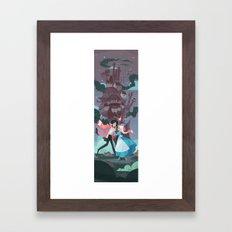 Return of the Heart Framed Art Print
