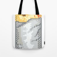 San Francisco Mission Burrito Tote Bag