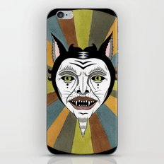 Cat Color Wheel No. 1 iPhone & iPod Skin