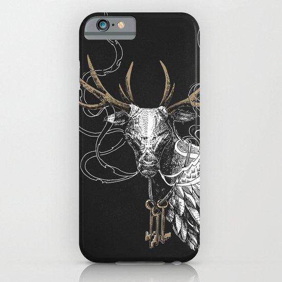 Oh Deer! Light version iPhone & iPod Case