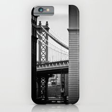 Manhattan Bridge II iPhone 6 Slim Case